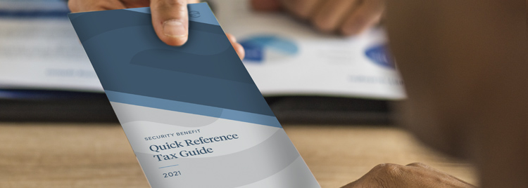2021 Quick Reference Tax Guide